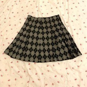 Express Tricot High-Waisted Skirt